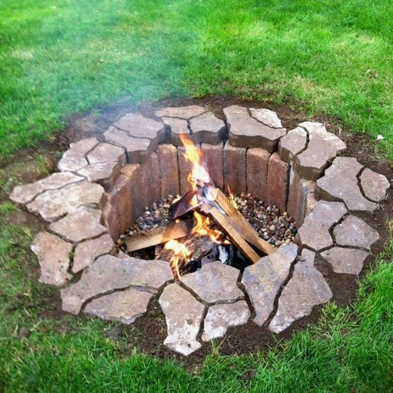 Laura Catherine - firepit