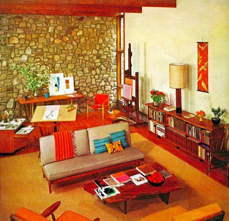 Home Decor Through The Decades Windermere Real Estate